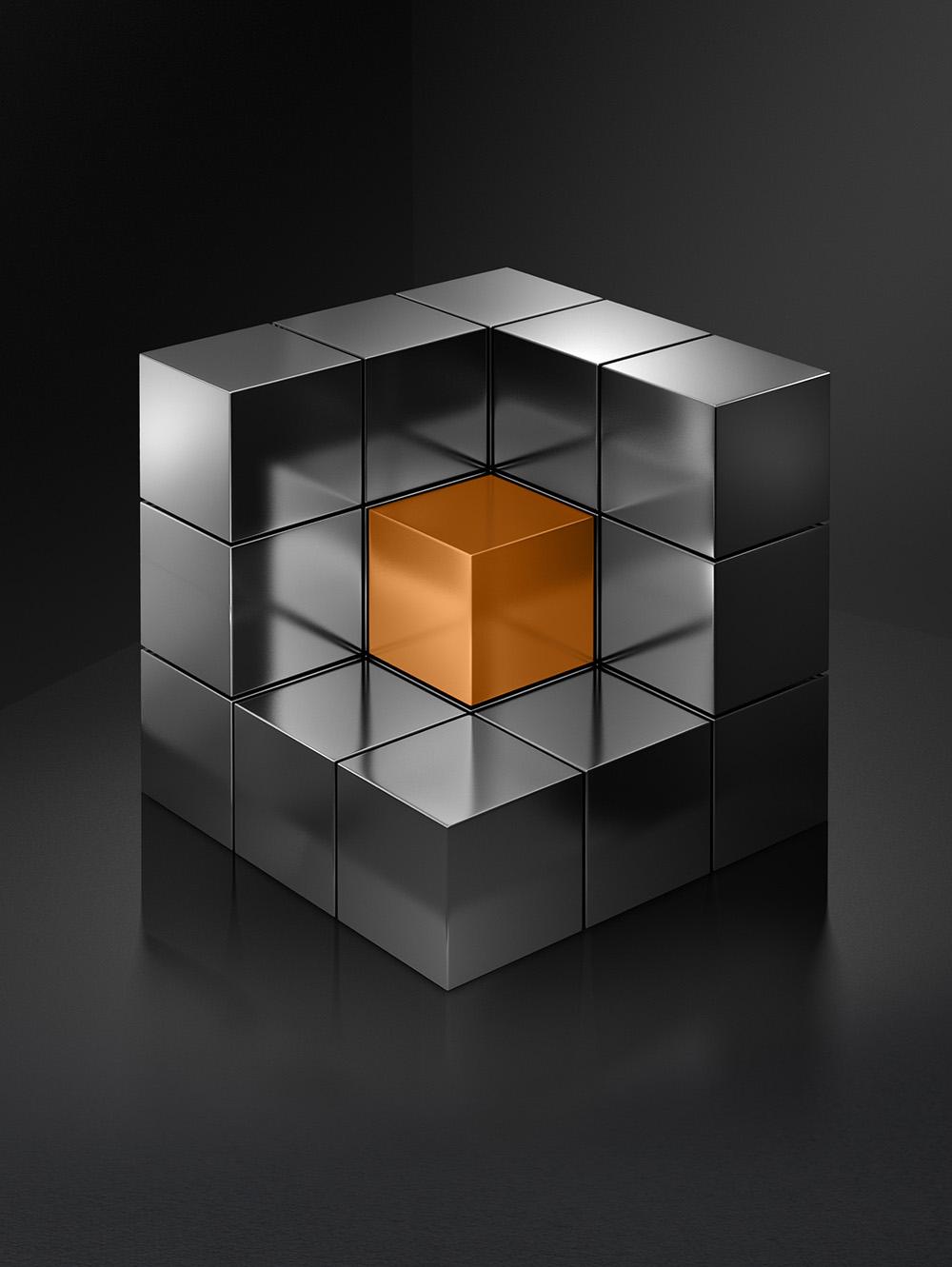 Illustration Cube