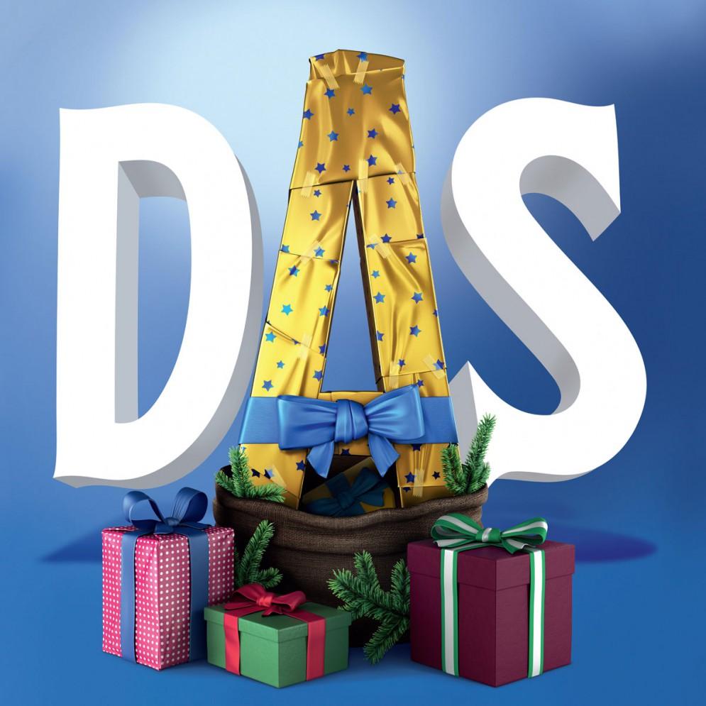 CGI Illustration für D.A.S.